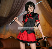 Anime otonashi saya from blood Halloween cosplay Costumes