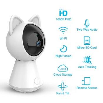 1080P Kitty WIFI Camera 1