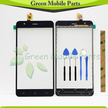 Touch Panel Sensor For JIAYU S3 Touch Screen Front Glass Digitizer Free Shipping