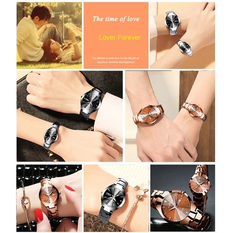 KEEP IN TOUCH Brand Luxury Lover Watches Quartz Calendar Dress Women Men Watch Couples Wristwatch Relojes Hombre 2019 With Box Multan
