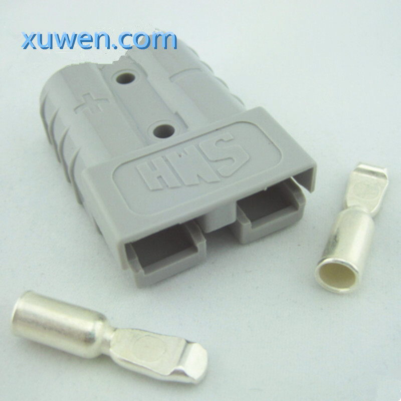 2pcs High Quality 50a 600v Power Connector High Current