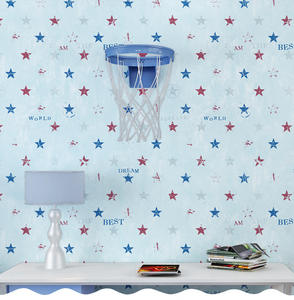 Shop Discount American Children Star Wallpaper