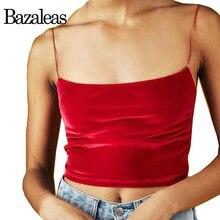 Bazaleas 2017 Women Camis