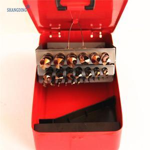 Image 3 - Nowy wysoki standard 25 sztuk/zestaw M35 zestaw wierteł spiralnych elektronarzędzia narzędzia ręczne akcesoria hss co wiercenie ze stali nierdzewnej