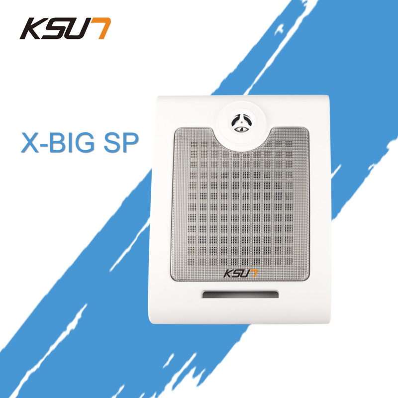NEW KSUN X-Big SP Loudspeaker Walkie Talkie 5W High Power 120dB 400-480MHz UHF Handheld Two Way Radio Transceiver