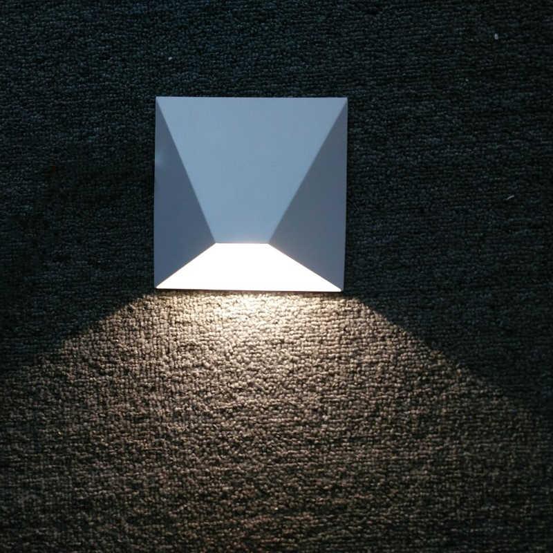 Новый постмодерн простой креативные бра led прикроватные украшения для спальни скандинавский дизайнер гостиная коридор настенные светильники-бра для гостиницы