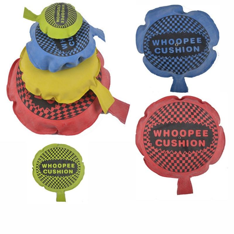NEW Fart Pad Pillow Practical Jokes Toy Kids Fun Baby Prank Toys Whoopee Cushion Jokes Gags Pranks Maker Tricks Child Adult Toy
