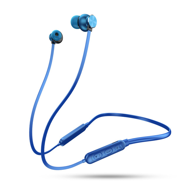 XP-9 Wireless Bluetooth Earphone Sports Headphone in-ear Bluetooth Earbuds Headset For iPhone xiaomi Android Neckband with Mic