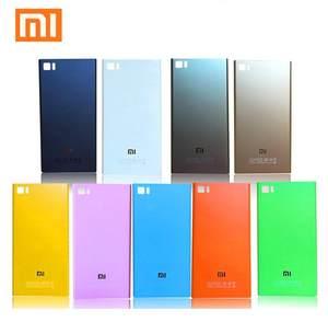 Style Mobile Phone Case For Xiaomi 3 Mi3 M3 back cover Battery Cover de97857c8d