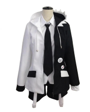 Time-limited Frees hipping  Super Dangan Ronpa 2 Danganronpa Monokuma Cosplay Costume цена