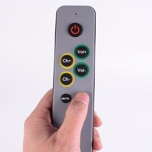 Image 2 - 7 больших кнопок обучения пульт дистанционного управления, дубликат Копировать ИК код от оригинального управления ler remoto TV VCR STB DVD DVB, TV BOX