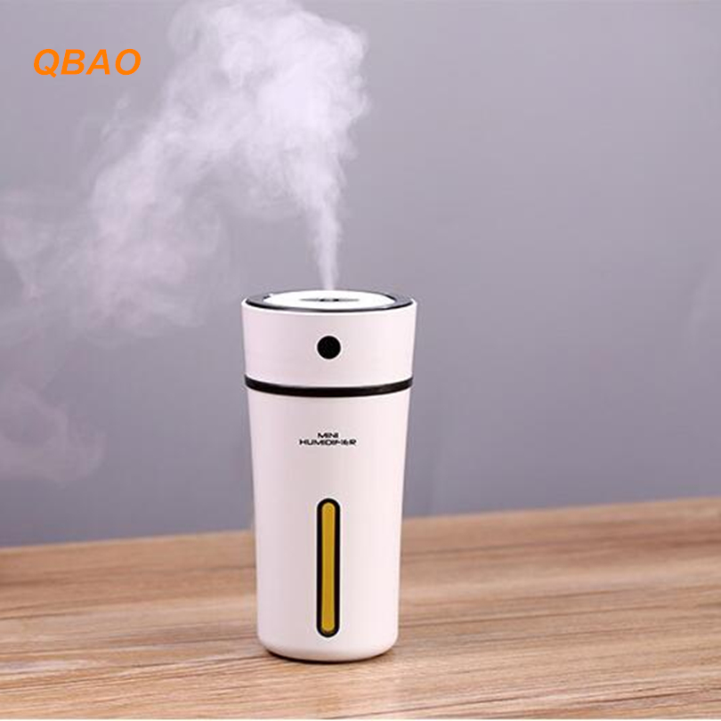 300ml Air Humidifier Essential Oil Diffuser Aromatherapy diffusers Aroma Mist Maker 5v led light for Home easehold 300ml air humidifier essential oil diffuser wood grain aromatherapy diffusers aroma mist maker 24v led light for home