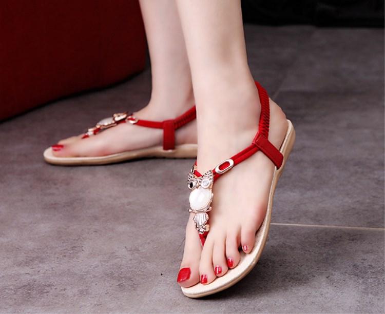 a9f6d049790361 Women sandals 2017 Rhinestone sandals woman Summer shoes fashion ...
