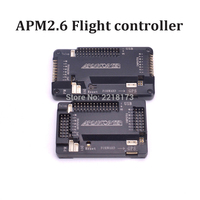 APM2.6 ArduPilot Mega APM 2.6 Flight Controller Board with Case side pin / straight pin For F450 S500 Quadcopter