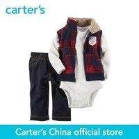 Carter S 3pcs Baby Children Kids Little Vest Set 121H511 Sold By Carter S China Official