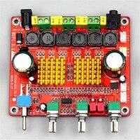 2 1 High Power Amplifier Plate Product Digital Class D 3 Track Mega Bass HIFI Sound