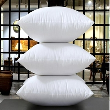 Pure Cotton Cushion Core High Quality Brushed Fabric Pillow Thicken Seat Filler 45x45cm