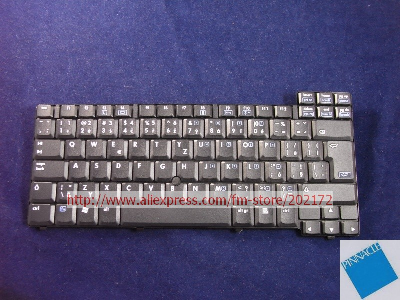 Brand  New Black Laptop Notebook Keyboard 341520-221 338688-221 For COMPAQ NC8000  NW8000  series   (Czech) platinor platinor 50200 221