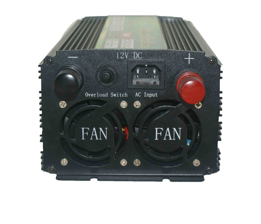 Solar power inverter 1500 watt inverter power inverter inversores mit Batterie Ladegerät DC12V zu AC220V