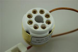 Image 3 - 1 piece 6bg6 ~ 6l6 튜브 8pin ~ 8pin diy 오디오 진공관 어댑터 소켓 변환기 무료 배송