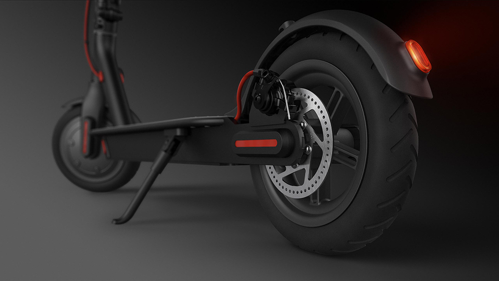 Original Xiaomi Scooter Mijia 2 Wheels Smart Electric Scooter Skate Board Adult Mini Foldable Bike Hoverboard 30km with APP 21