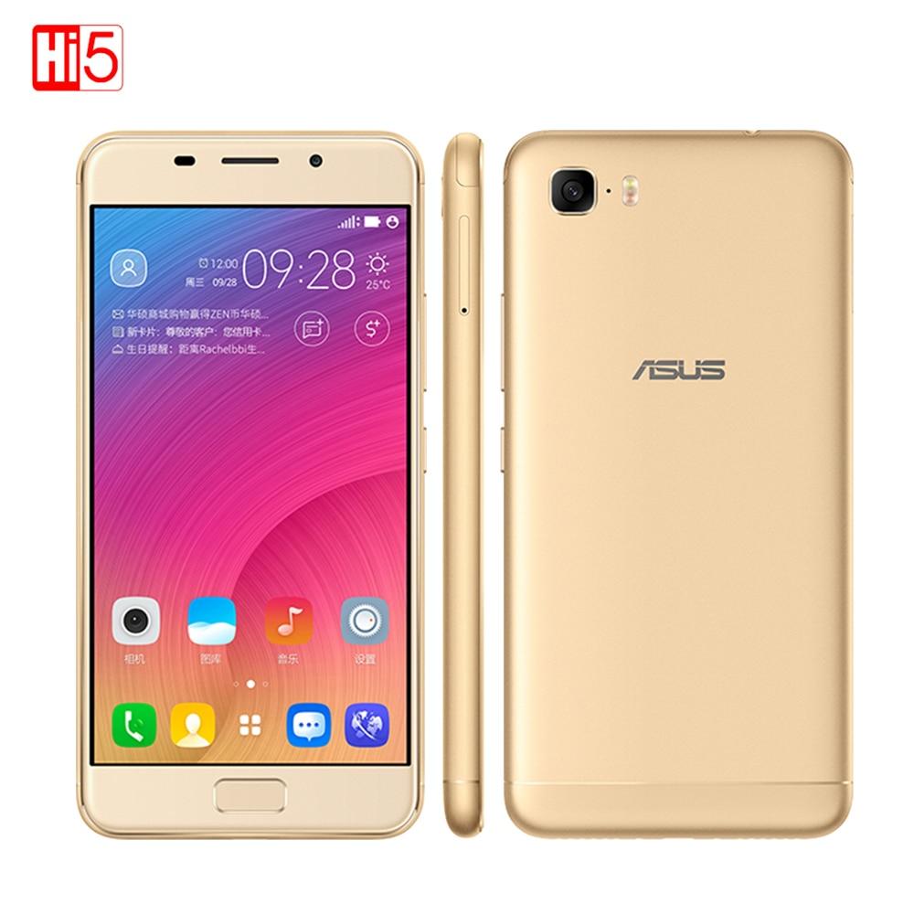 Original ASUS Zenfone Pegasus 3s Max ZC521TL 3GB RAM 32GB/64GB ROM Octa Core 5.2'' Android 7.0 5000mAh Fingerprint 13MP phone