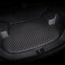HeXinYan Custom Car Trunk Mats for Volvo All Models s60 xc90 v90 s80 c30 xc60 v60 XC-Classi s90 s40 v40 auto Accessories Styling стоимость