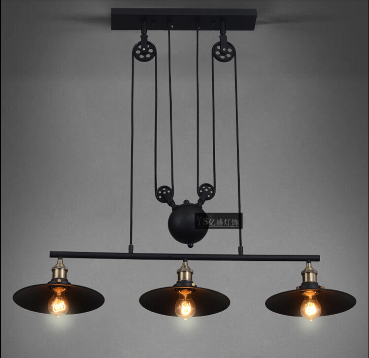 Buy Nordic Retro Pendant Lights American