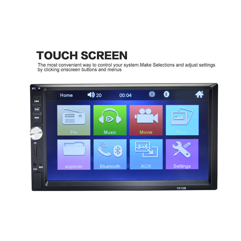 Car Radios Hd 7 Inch Touch Screen Car Bluetooth Mp4 Card Machine Can't A MP5 Player Astern Priority Ghana Accused of Support Tf spatial analysis of malaria amansie west ghana