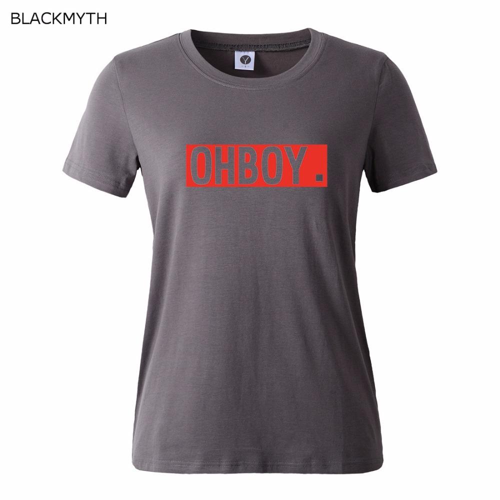 HTB17hcYQFXXXXbvXpXXq6xXFXXXP - OHBOY Printing T-shirt Tops Summer Woman Clothing