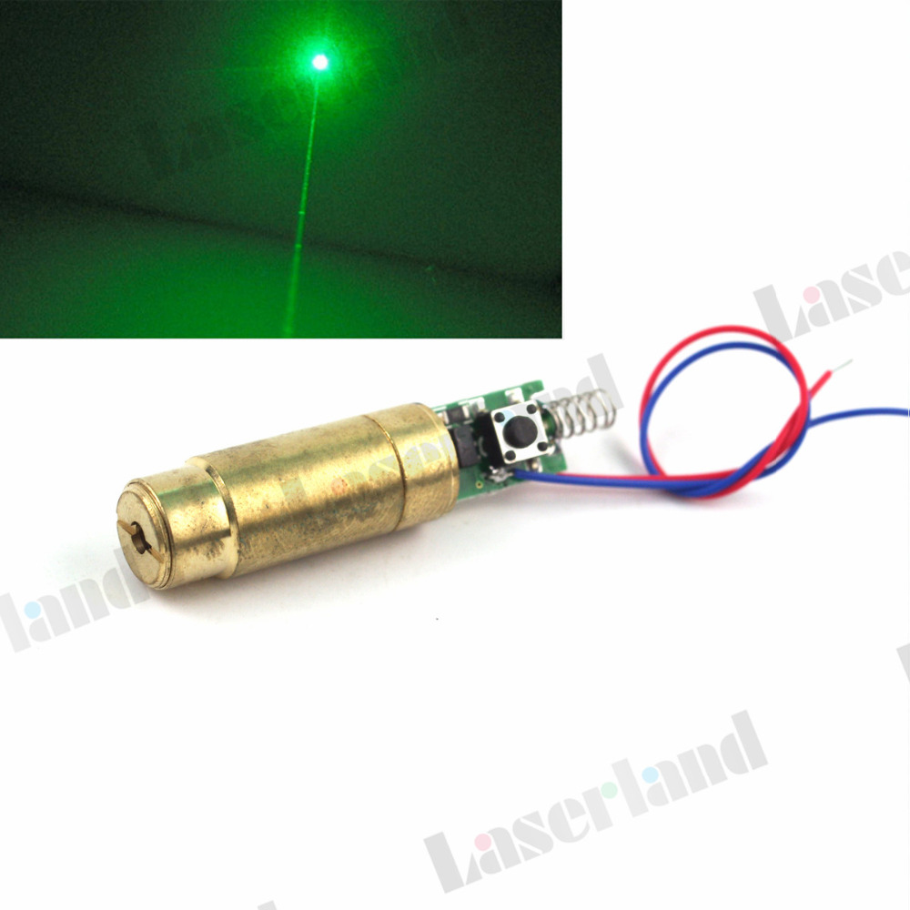 Dia.13mm 532nm 10mW 30mW 50mW 100mW Green Beam Laser Lazer Diode Module new arrive 100mw 532nm green laser diode module green beam lab with driver with heat sink laser pen