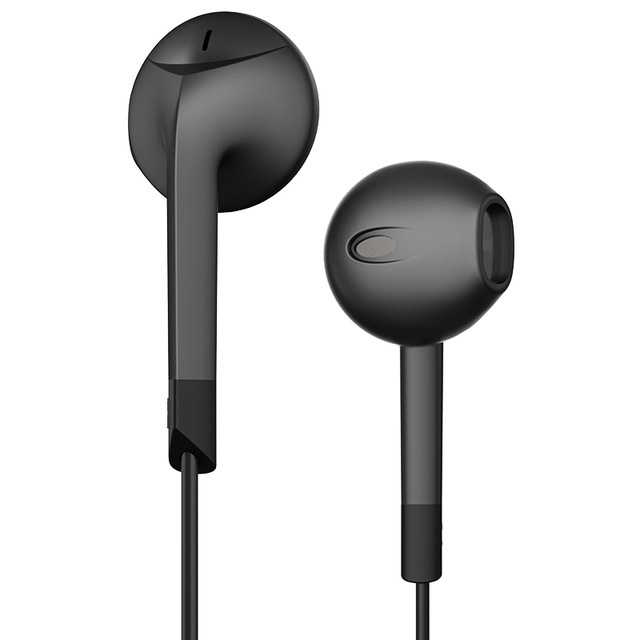 Hot Sale E6C Earphone Noise Canceling Headset Stereo Earbuds with Microphone for iPhone Airpods Earpods