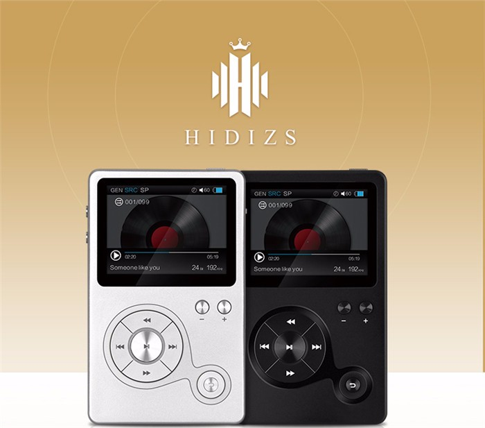 Newest Hidizs AP100 Lossless Audio HiFi Music font b Player b font Second Generation CS4398 4760B