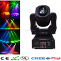 Free shipping 60W LED Moving head light/Disco Party lights/Wedding Stage Effect Fixture/60W LED Spot Moving Head/led gobo lamps