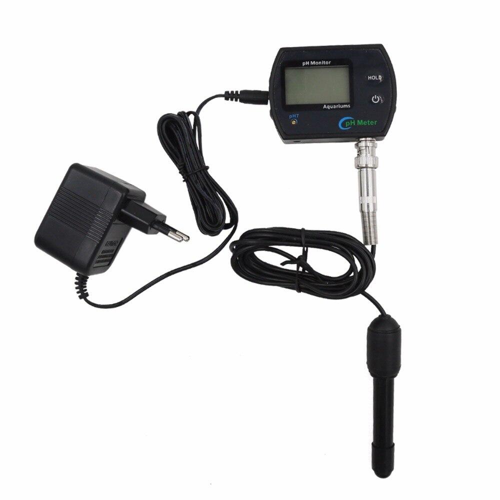 Portable PH Meter Tester Accurate Digital Pen PH-990 Pocket  Aquarium Wine Urine  LCD PH Test  with large screen  30%