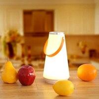 Đèn lồng cầm tay sạc pin Không Dây đèn lồng led Micro Cáp USB Ánh Sáng Ban Đêm Cảm Ứng Đèn Đèn Đèn Cắm Trại Chiếu Sáng