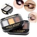 1 pcs de Maquiagem Profissional Nu Fosco Glitter Shimmer Paleta Da Sombra de Olho-de Longa duração À Prova D' Água