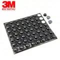 Negro 3M productos de protección de Bumpon pies de goma adhesiva SJ5003, alta resistencia a los deslizamientos, 3000 Uds por caja