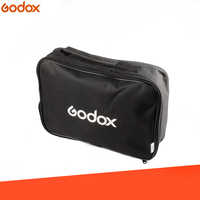 Godox sac fourre-tout studio de photographie portable pour 80*80 cm/60*60 cm/50*50 cm/40*40 cm avec support softbox de type S