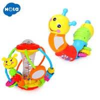 Chocalho Bebe jouets éducatifs Brinquedo bébé hochets Balle Bebe Instrument de musique livraison gratuite HUILE jouets 929 & 786B