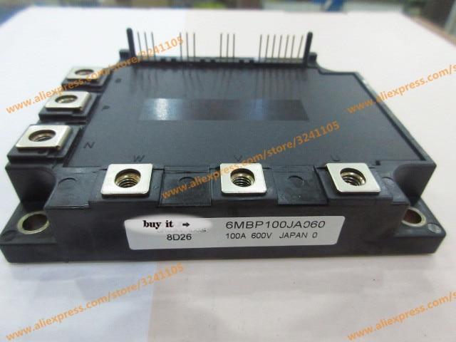 Free shipping NEW 6MBP100JA060 6MBP100JA-060 MODULE new 1pcs 1mbi200nh 060 module 1mbi200nh060