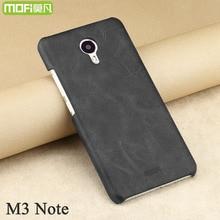 Mofi для meizu m3 note case кожаный чехол для meizu m3 note аксессуары защита роскошные оригинальный funda