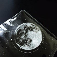 The Moon Creative PU Journal Cover A5 A6 DIY Agenda Cover Supplies 1 Piece Free Shipping