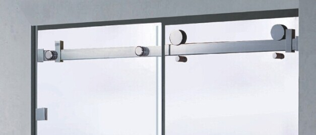 Good Sliding Glass Door System, Shower Door, Sliding System, 30*10 Square Tube
