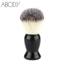 Blaireau superb прибора парикмахерская борода бритья салон лицо кисть очистки щетка
