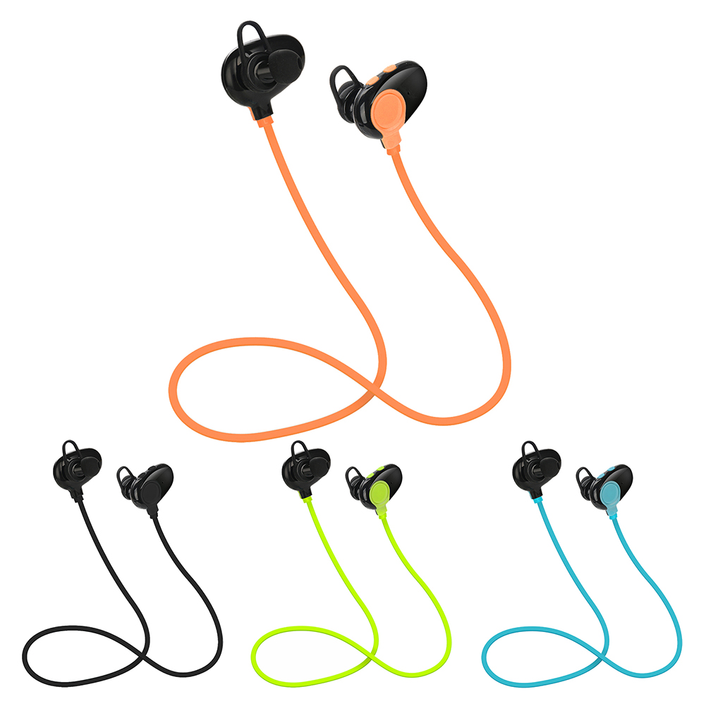 Portable L3 Wireless Bluetooth Headset Stereo In Ear Headphones Sports Headphone Earphone 4 color To Choose for Smart Phones car charger bluetooth wireless headphones in ear earphone headset mini stereo headphone white color
