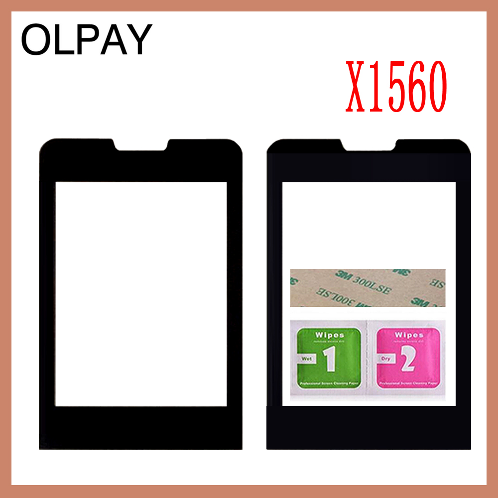Image 4 - 100% New Original Front Glass Lens For Philips Xenium Philips E560 E570 E571 X623 X1560 X5500 Not Touch Screen Free Shipping-in Mobile Phone Touch Panel from Cellphones & Telecommunications