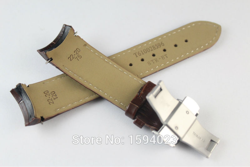 22mm (pannal 20mm) T035410A T035407A kõrge kvaliteediga hõbedane - Kellade tarvikud - Foto 3