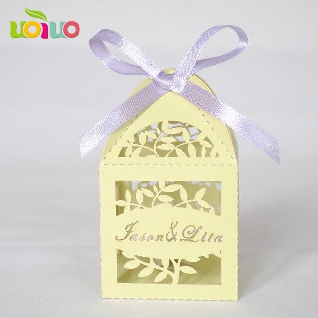 2018 fashion Single Small Decorative Paper Cupcake Wedding Cake Box ...