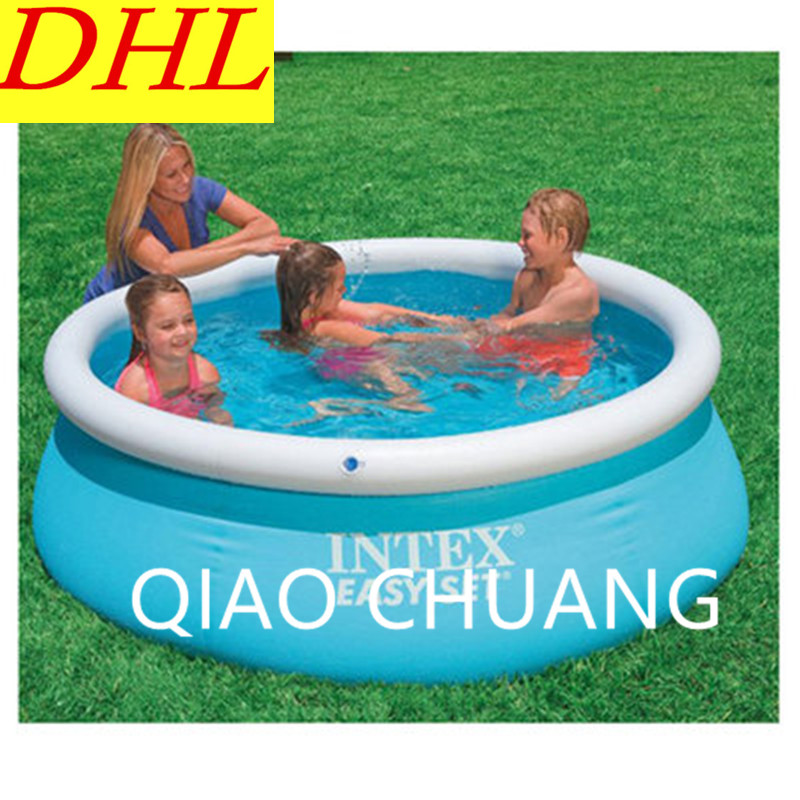 Inflatable Swimming Pool Saucers Large-scale Paddling Pool PVC Thicken Family Play With Water Bath Pool G962 g962 18 to 252 5